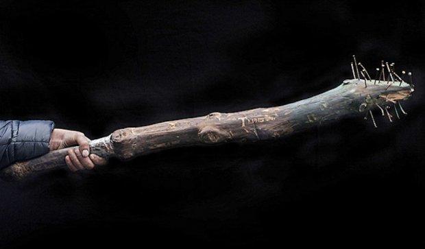 Британський фотограф показав зброю захисників Євромайдану (фото)