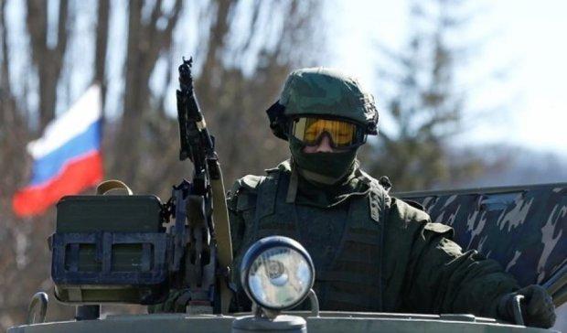 Российские военные бегут из Горловки