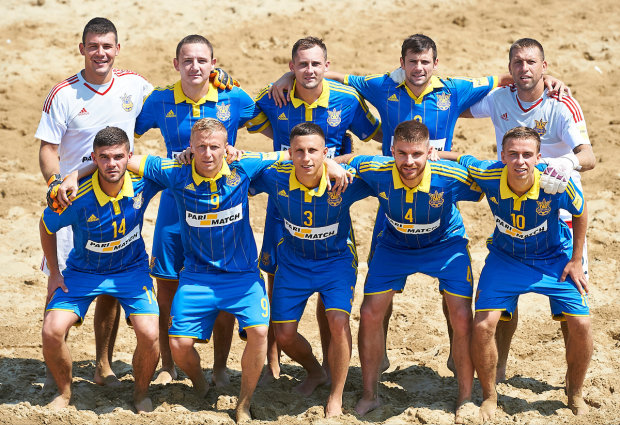 Украинские футболисты навели шороху в Баку: азербайджанцы надолго их запомнят