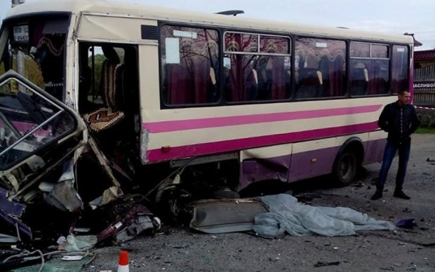 ДТП с участием маршрутки: четверо погибших