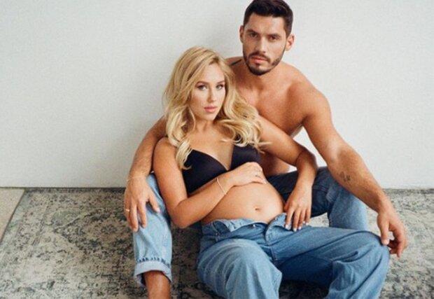 Даша Квиткова и Никита Добрынин, фото из instagram