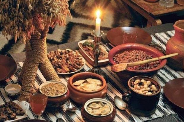 Традиції та обряди Святвечора, zik