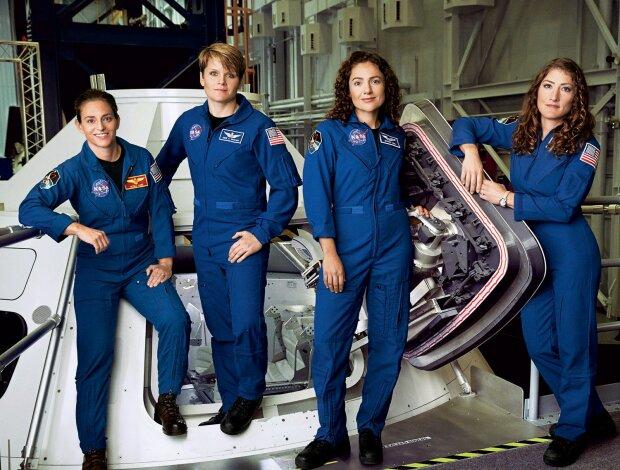 Вперше в історії NASA провело жіночий вихід у космос: фото красунь, якими пишається весь світ