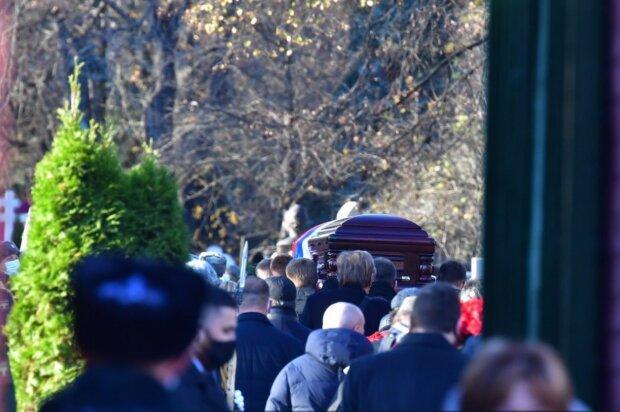 Похороны Михаила Жванецкого, фото: Комсомольская правда