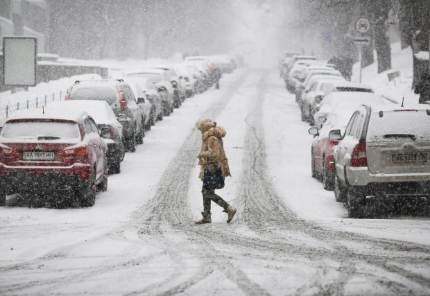 Сніговий полон: Україну накриє лютий циклон, стихія не пощадить нікого