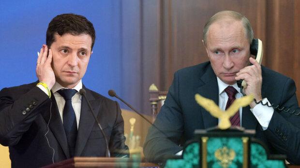 Зеленський знову поговорив з Путіним по телефону: розграбовані кораблі, газ в обхід України і ...