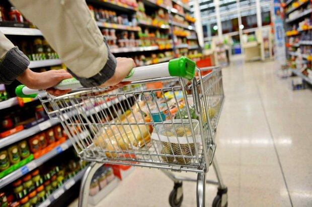 Цены на продукты, фото: shutterstock.com