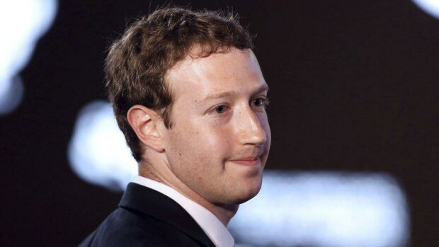 Цукерберг - глава Facebook