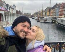 Сергей Притула с женой