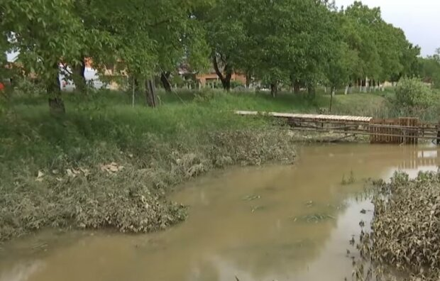 Затоплення, скріншот: YouTube
