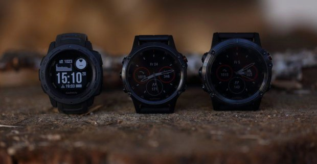 Garmin Instinct: найміцніший розумний годинник у світі