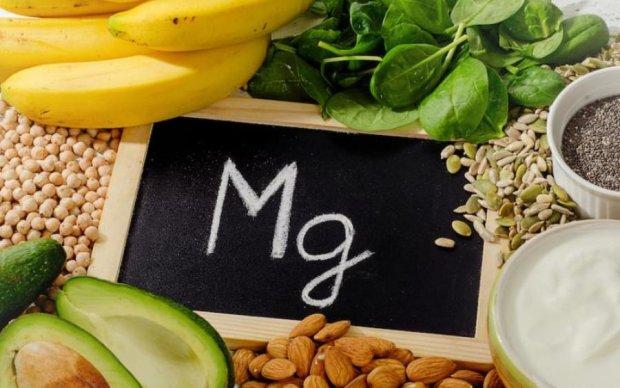 Перевірте себе: симптоми критичної нестачі магнію в організмі