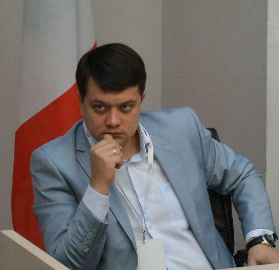 """Стало відомо, яку посаду обійме Разумков у новому парламенті: """"Вважають відвертою дурістю"""""""