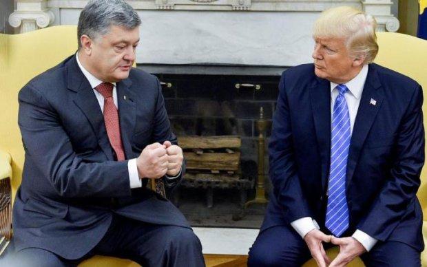 Нічого не знаю: Київ відповів на звинувачення Трампа