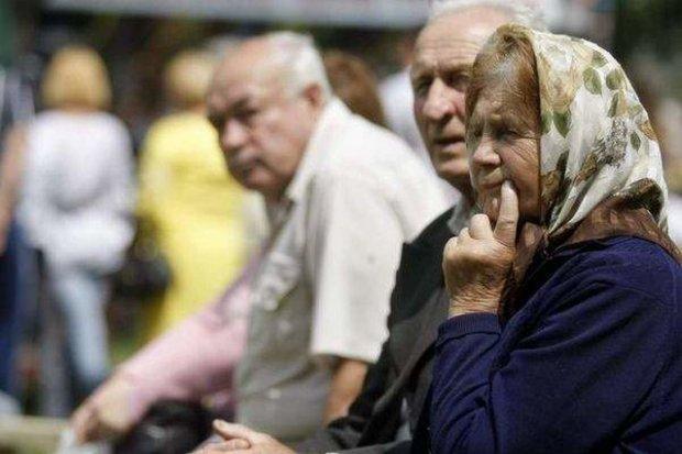 Украинские пенсионеры – миллионеры