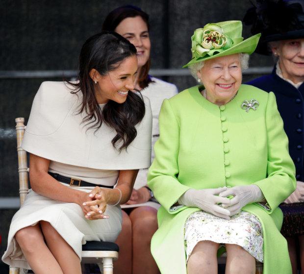 Королева сказала, хто винен: скандал в Букінгемському палаці набирає обертів