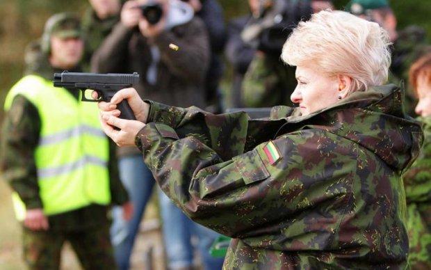 Грибаускайте рассказала, как Украине войти в ЕС