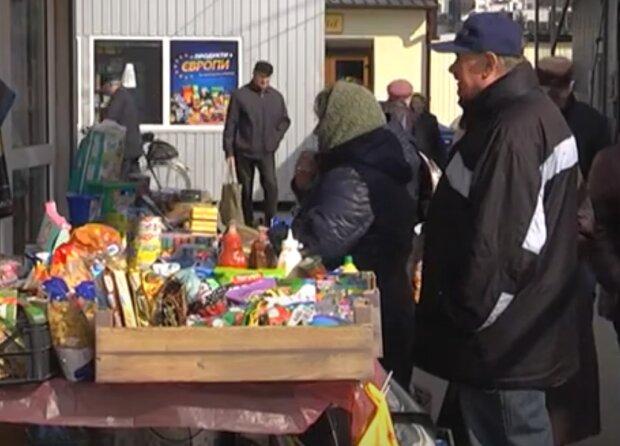 В Тернополе на рынки могут повесить замки из-за адских нарушений карантина