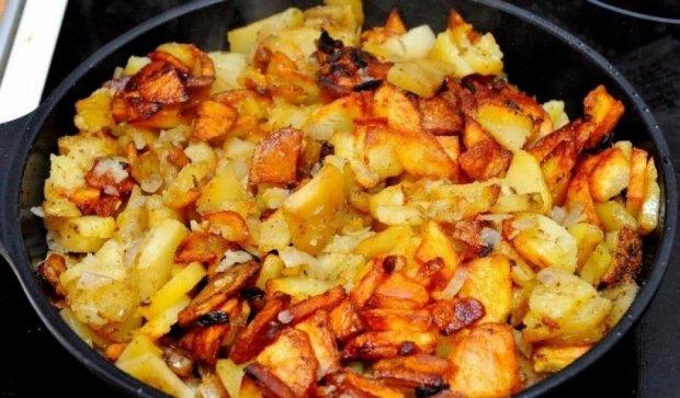 Картопля може стати причиною розвитку гіпертонії