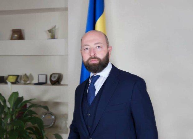 Игорь Черкасский, Председатель Госфинмониторинга Украины