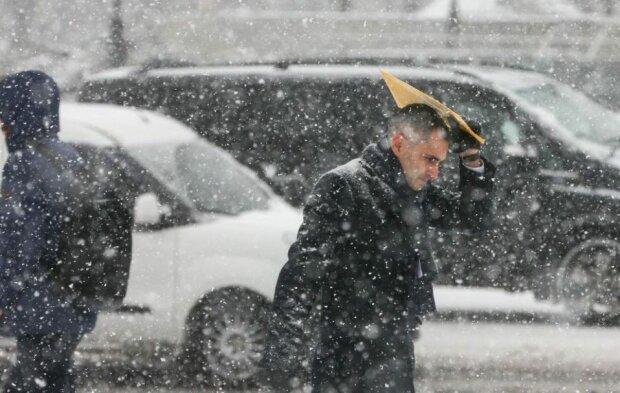На Украину надвигается циклон, синоптики советуют приготовиться к сложным погодным условиям