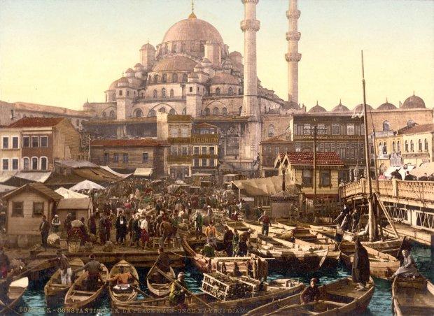 Вчені з'ясували справжню причину падіння Візантії: втрутилися природні сили