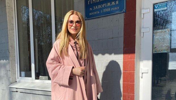 Ольга Сумская, фото: Instagram
