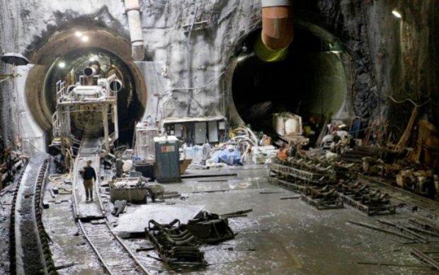 Будівництво століття: стало відомо, коли метро дістанеться Виноградаря