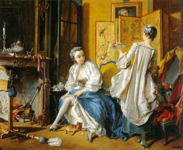 Первыми носили куртизанки, ну а девушки потом: женский предмет гардероба XIX века, поражающий аморальностью