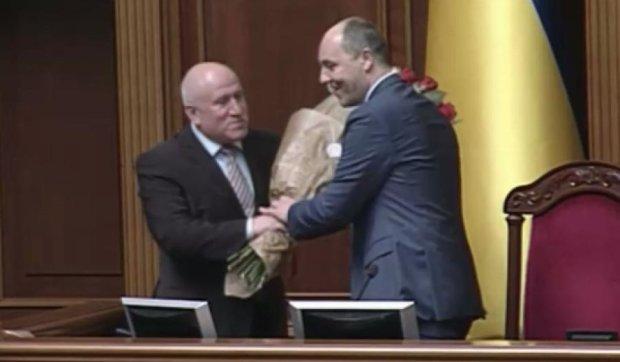 Парубій покриває депутатів-нероб