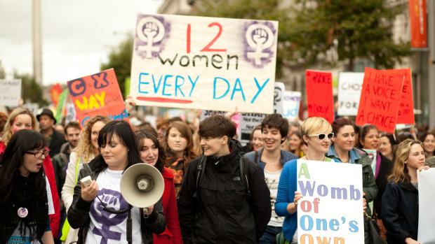 Феминистку забанили навсегда за одну фразу о мужчинах