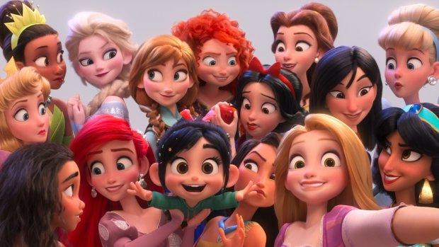 Ральф погрузился в виртуальный мир: Disney показала новый трейлер мультфильма