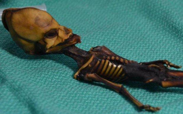 Пустыня Перу оказалась кладбищем пришельцев: фото