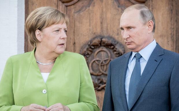 Меркель срочно позвонила Путину после разговора с Зеленским: о чем договорились