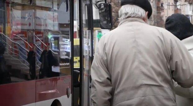 Ивано-Франковск, кадр из репортажа ПИК: YouTube