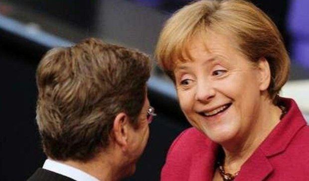 Ангела Меркель появилась в Instagram