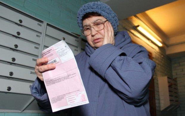 Украинцам запретят платить за коммуналку в рассрочку