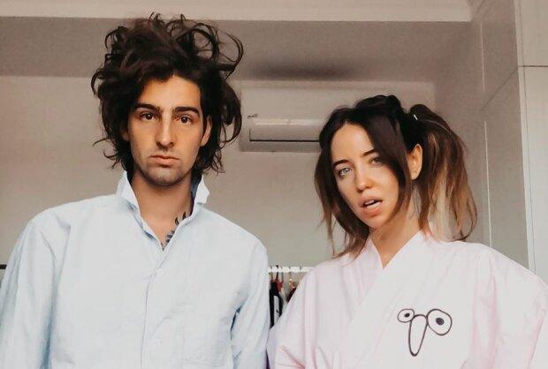 Владимир Дантес и Надя Дорофеева, instagram.com/vladimirdantes