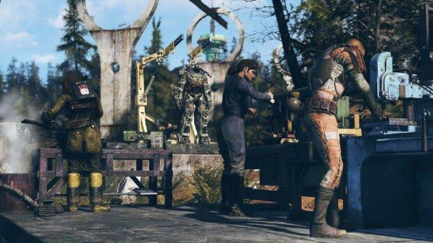 Fallout 76 заставят игроков драться на кулаках