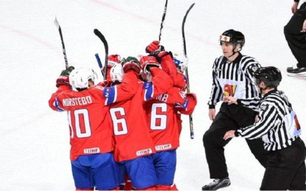 Словенія - Норвегія 1:5 Відео найкращих моментів матчу ЧС-2017 з хокею