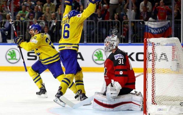 Канада - Швеція 1:2 Відео найкращих моментів фіналу ЧС-2017 з хокею