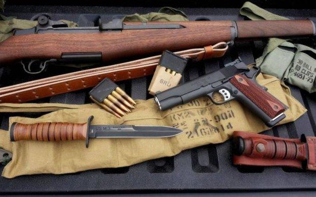 Як добре ви знаєте історію вогнепальної зброї?