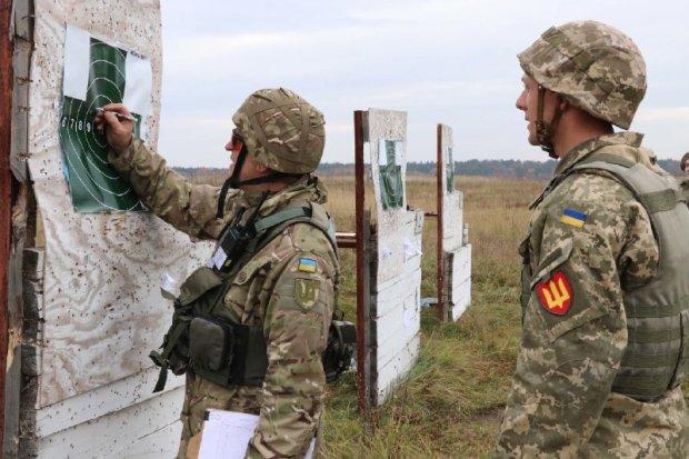 Расплата за гибель побратима: украинские защитники вдребезги разнесли позицию боевиков, эпичное видео