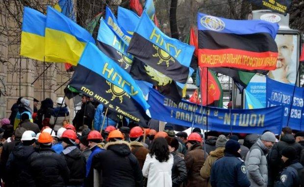 В гости к Гройсману: горняки собираются устроить акции протеста в столице