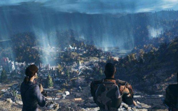 Fallout 76: автори розповіли, коли відкриють гравцям двері