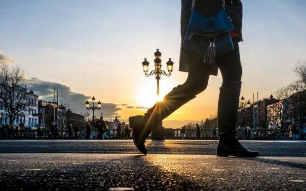 Сплошная польза: почему необходимо ходить пешком ежедневно