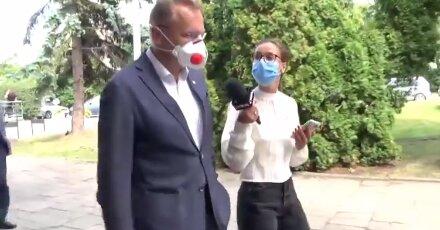 """Садовый повторил позорный трюк Януковича, журналисты остолбенели: """"Боится?"""""""