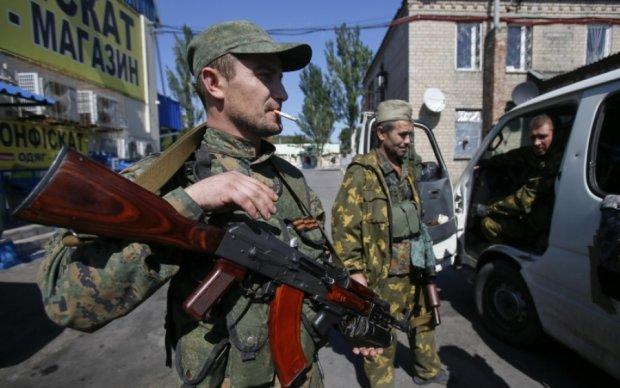 Донецькі бойовики похвалилися мотоциклом з Києва