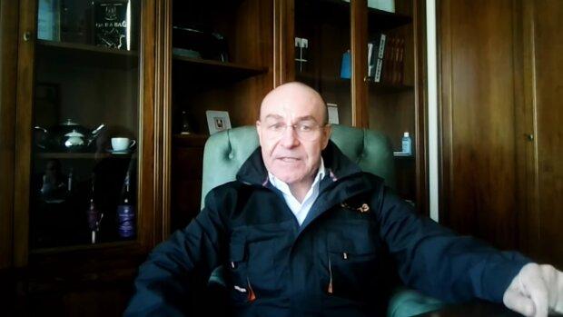 Валентин Шеветовський, скріншот відео