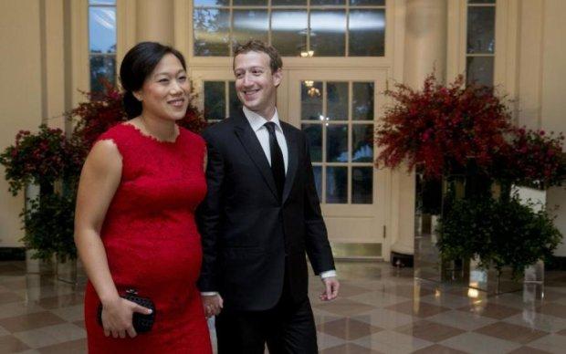 Цукерберг дал очевидное имя новорожденной дочери